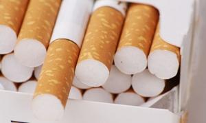 В Одесской области пограничники нашли склад с нелегальными сигаретами и спиртом