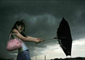 На 18 июля в Украине объявлено штормовое предупреждение