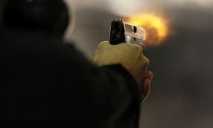Одессит устроил стрельбу в роддоме