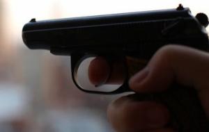 В Днепропетровске бизнесмена расстреляли возле его дома