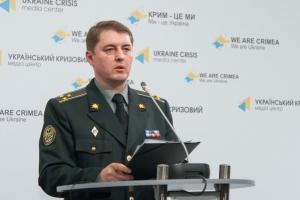 В зоне АТО трое украинских военных получили ранения - штаб