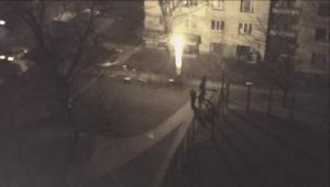 В Киеве ночью произошел взрыв, обошлось без жертв