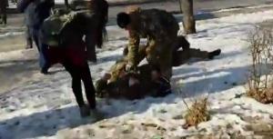 Опубликовано видео  теракта в Харькове