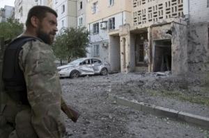 ОБСЕ зафиксировала около 300 взрывов возле Донецка