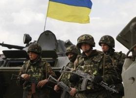 Сепаратисты атаковали блокпост украинских силовиков из грузовиков с надписью «дети»