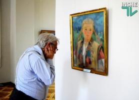 В Николаеве открылась уникальная выставка мастеров закарпатской художественной школы
