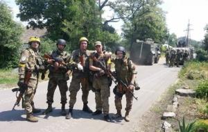 Украинские силовики показали, как зачищали Марьинку