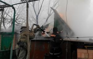 За сутки спасатели ликвидировали два случая возгорания хозяйственных зданий на Николаевщине