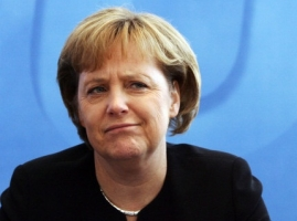 Ангела Меркель: «Мое высказывание по прямым переговорам с сепаратистами неверно истолковали»