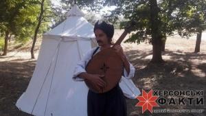 Херсонские казаки готовятся праздновать день города (ФОТО)