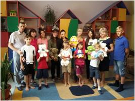 В Николаеве правоохранители провели рейд по семьям с приемными детьми