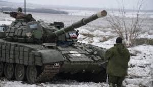 В Углегорске часть украинских бойцов вышла из окружения