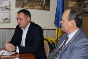 В Николаеве создадут общественный совет участников АТО, ветеранов и чернобыльцев