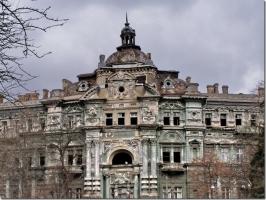 Консервация дома Руссова может обойтись одесской мэрии в 1,6 млн. грн.