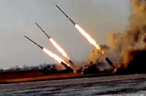 Террористы ведут огонь по населенным пунктам, - пресс-центр АТО