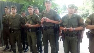Бойцы Нацгвардии будут патрулировать Одессу ночью