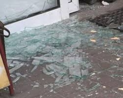 В Киеве в одном из супермаркетов произошел взрыв