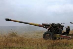 Боевики обстреляли из запрещенного оружия район Широкино и Талаковки - штаб