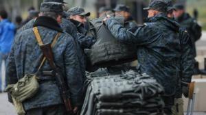 Военных обеспечили зимней формой на 100%