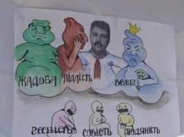 После долгих пререканий Петр Паламарюк таки написал заявление об увольнении