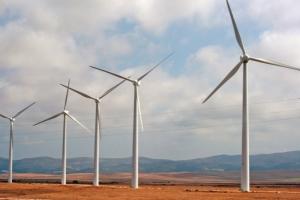 Областная власть Херсонщины хочет решить проблему газоснабжения Геническа с помощью... ветряков