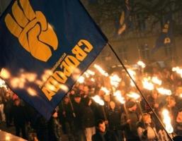 В Харькове в честь УПА пройдет факельное шествие «Марш Героев - Иду на Вы»