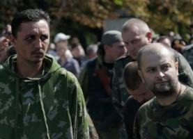 Обмен пленными 60 на 60 между Киевом и боевиками ДНР откладывается