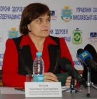 Депутат Николаевского областного совета готова заменить свою коллегу на должности начальника облздрава