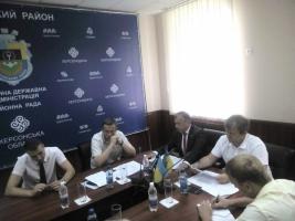 Решение проблемы газоснабжения Генического района обойдется в 500 млн. грн.
