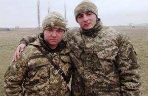 На полигоне под Николаевом бойцы АТО подрались с патрульными военной службы правопорядка