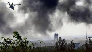 В Донецке ведутся переговоры о прекращении штурма аэропорта