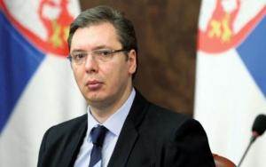 Сербский премьер получил камнем по голове на церемонии в Сребренице