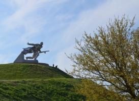 В Новой Одессе почтили память погибших во время Второй мировой воны
