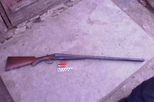 Милиция Одесской области поймала мужчину, который стрелял в своего родственника из ружья