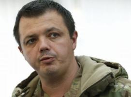 В Нацгвардии заявили, что народный депутат Семен Семенченко не является командиром батальона