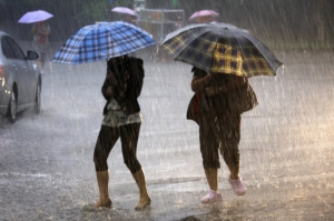 В Николаеве ожидаются дожди и грозы