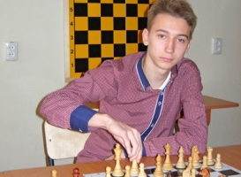 Николаевский шахматист Бортник удостоен звания международного гроссмейстера