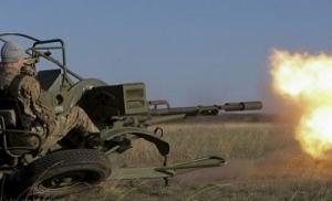 За ночь боевики 10 раз открывали огонь по украинским военным – пресс-центр АТО
